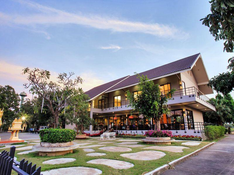 The Society Ayutthaya Resort - Hotels and Accommodation in Thailand, Asia