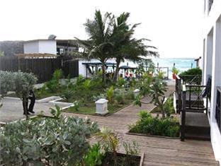 Silver Point Villa Hotel Christ Church - Garden