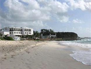 Silver Point Villa Hotel Christ Church - Beach