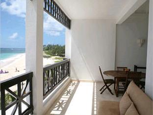 Silver Point Villa Hotel Christ Church - Balcony/Terrace