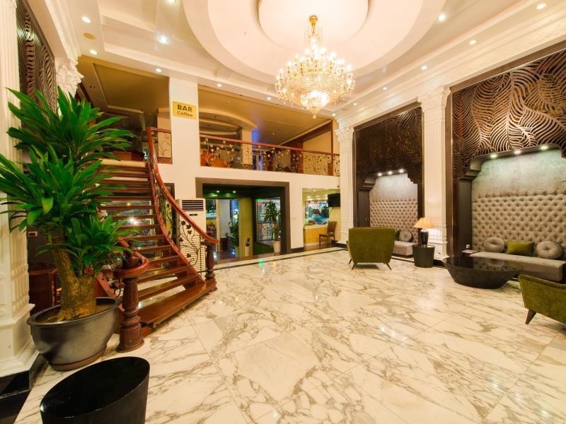 Hotell Hoabinh Palace Hotel