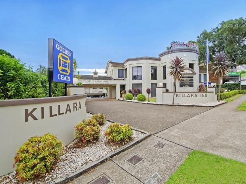 The Killara Inn Hotel & Conference Centre - Hotell och Boende i Australien , Sydney