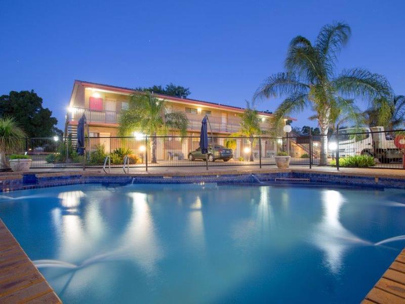 Mildura Motor Inn - Hotell och Boende i Australien , Mildura