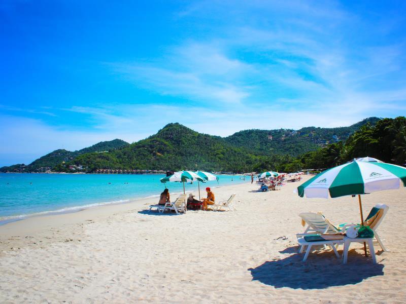 Hotell First Bungalow Beach Resort i , Samui. Klicka för att läsa mer och skicka bokningsförfrågan