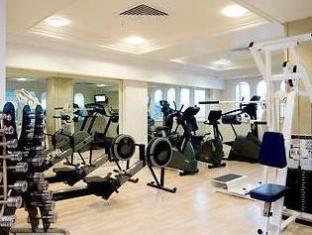Sunderland Marriott Hotel ساندرلاند - غرفة اللياقة البدنية