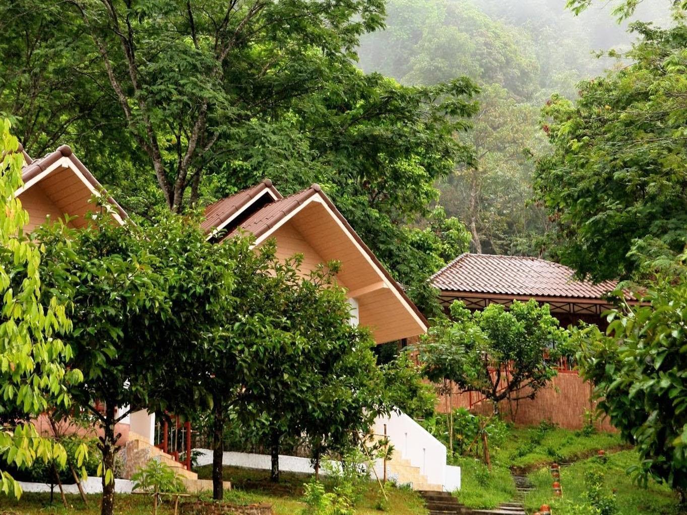 Les Robinsons De Ranong Resort - Hotell och Boende i Thailand i Asien