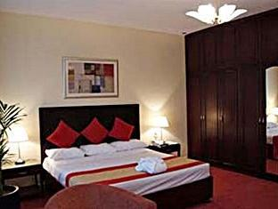 Howard Johnson Diplomat Hotel Abu Dhabi - Standard room
