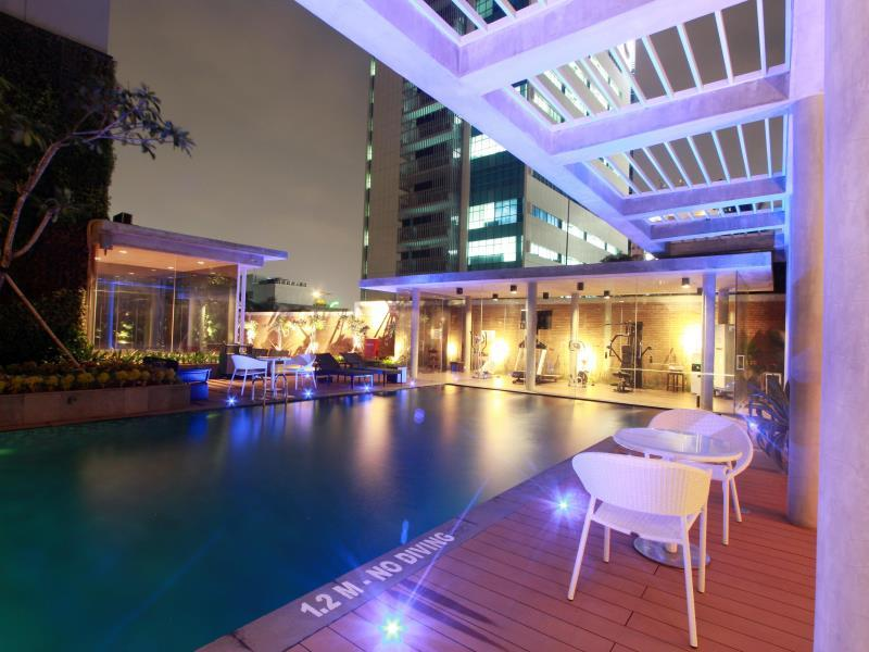 Ra Residence Simatupang Jakarta - Hotels and Accommodation in Indonesia, Asia