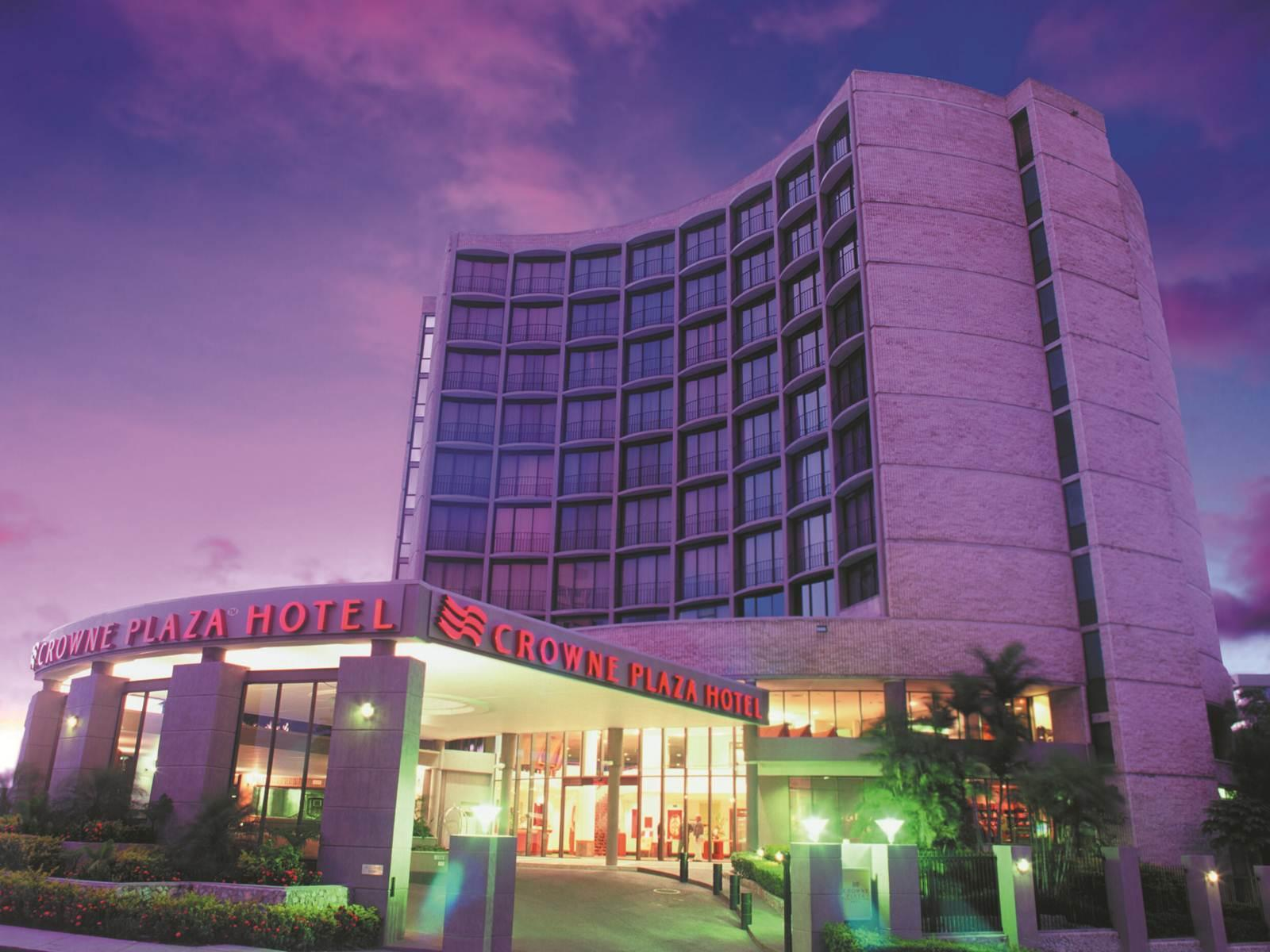 Crowne Plaza Port Moresby - Hotels and Accommodation in Papua New Guinea, Pacific Ocean And Australia
