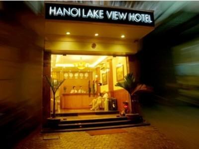 Hanoi Lake View Hotel Hà Nội - Ngoại cảnhkhách sạn