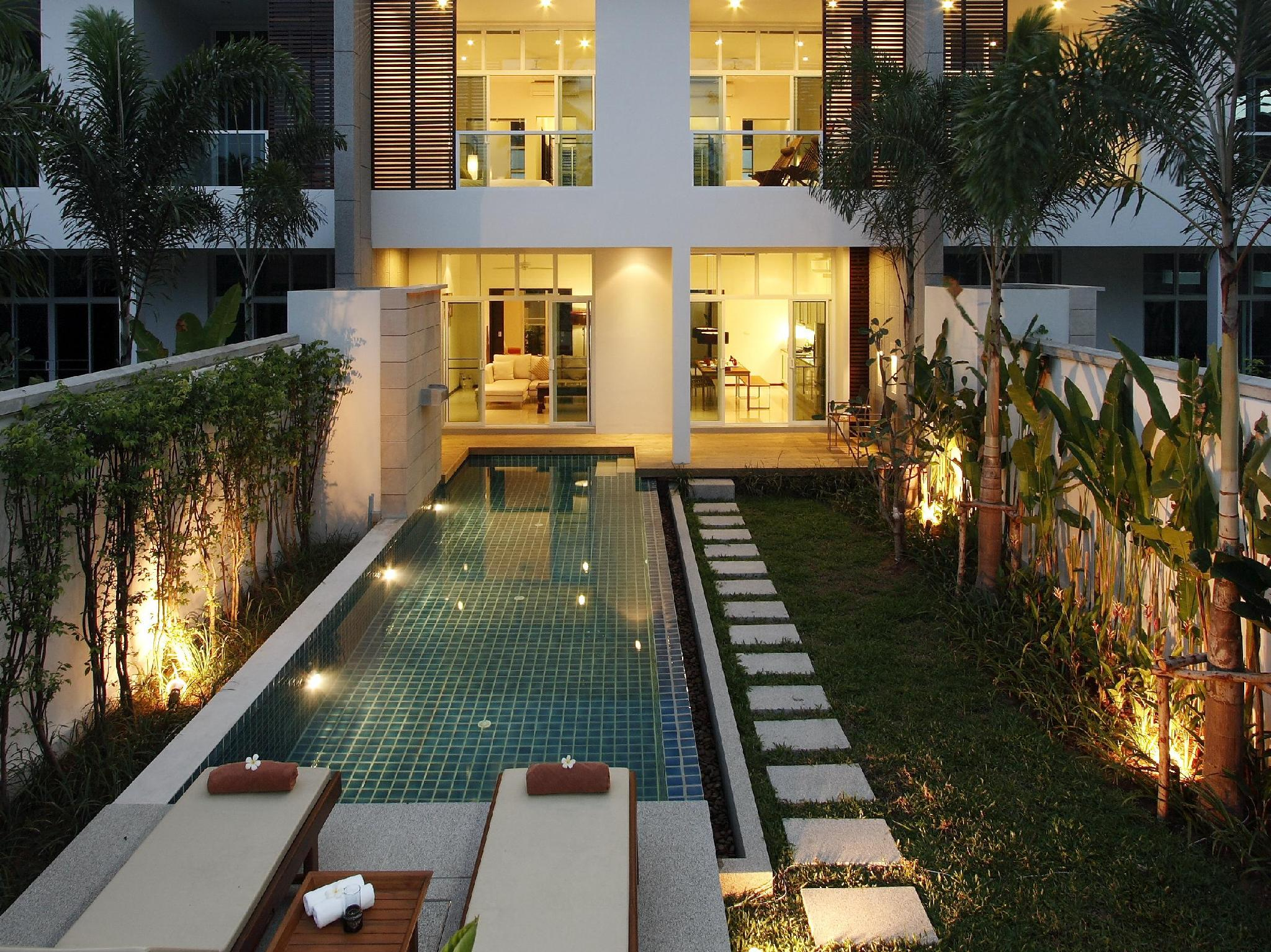Two Villas Holiday Phuket: Oxygen Style Nai Harn Beach