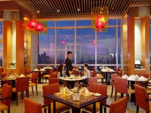 Centara Grand at Central World Hotel Bangkok - The World Restaurant