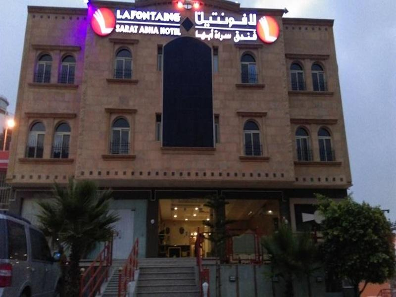Lafontaine Sarat Abha Hotel - Hotels and Accommodation in Saudi Arabia, Middle East