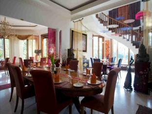 The Mansion Resort Hotel & Spa Bali - Restaurang