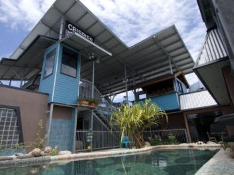 Aspect Central Motel - Hotell och Boende i Australien , Cairns