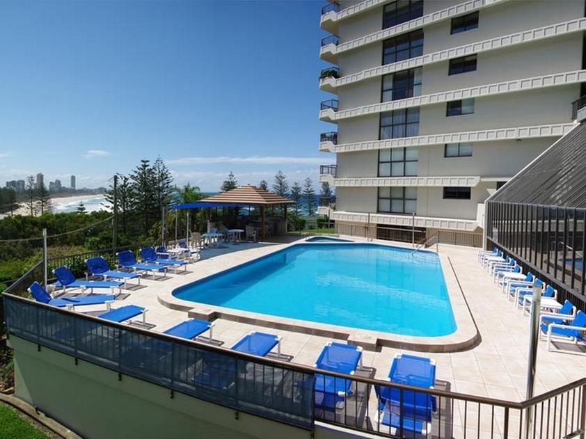 Gemini Court Holiday Apartments - Hotell och Boende i Australien , Guldkusten