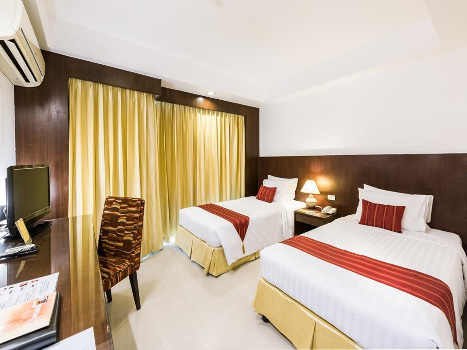iCheck inn Mayfair Pratunam - Hotels and Accommodation in Thailand, Asia