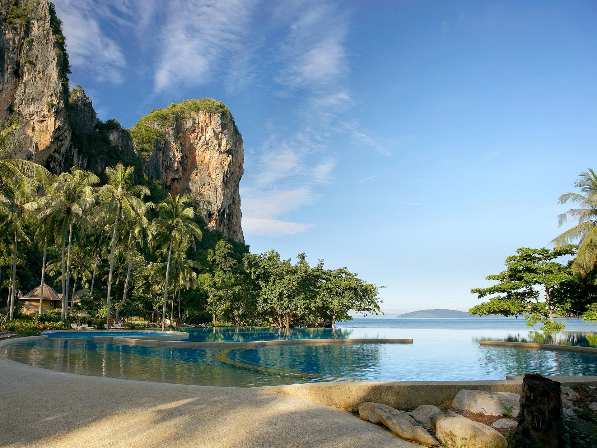 Rayavadee Hotel - Hotels and Accommodation in Thailand, Asia