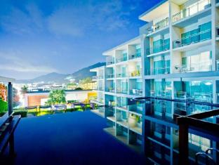 Sugar Palm Grand Hillside Hotel Phuket - Vue
