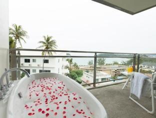 Sugar Palm Grand Hillside Hotel Phuket - Banheira de Hidromassagem
