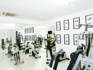 Sugar Palm Grand Hillside Hotel Phuket - Gimnasio