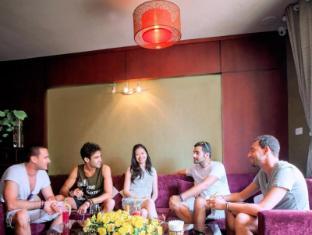 河內獎章飯店 河內 - 酒吧/沙發酒吧
