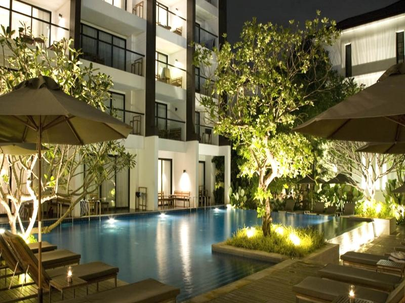 Woodlands Suites Serviced Residences - Hotels and Accommodation in Thailand, Asia