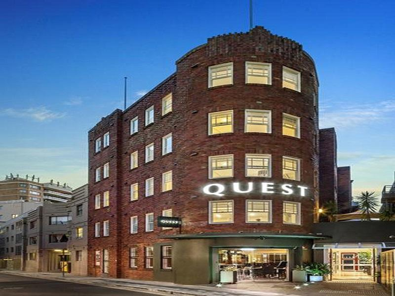 Quest Potts Point Hotel - Hotell och Boende i Australien , Sydney