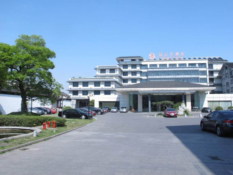 Suzhou Glamor Hotel - Suzhou