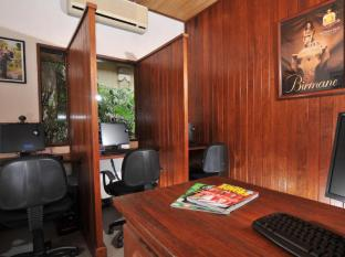 Elephant Safari Park Lodge Hotel Bali - Business Center