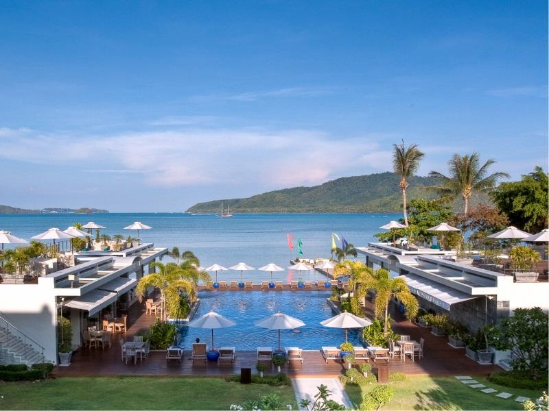 Serenity Resort & Residences Phuket פוקט - בית המלון מבחוץ