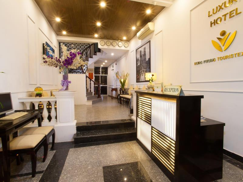 Hanoi Luxury Hotel - Hotell och Boende i Vietnam , Hanoi