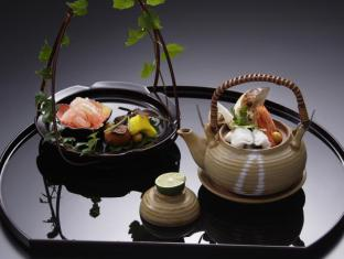 Hirashin Ryokan Hotel Kyoto - Restaurant