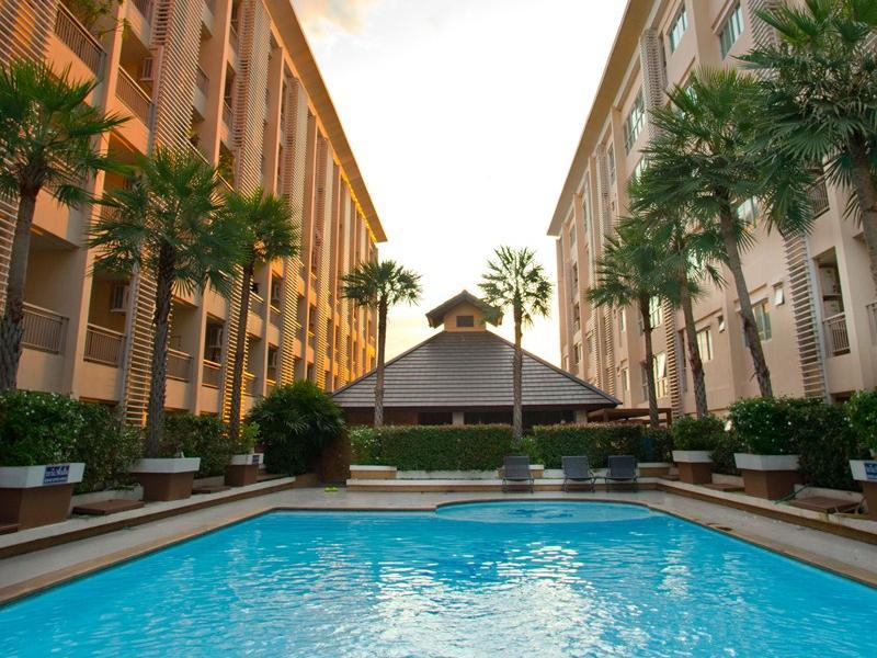 The Ninth Place Serviced Residence - Hotell och Boende i Thailand i Asien