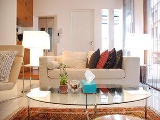 The Lantern Resort and Residence Phuket - Living Room