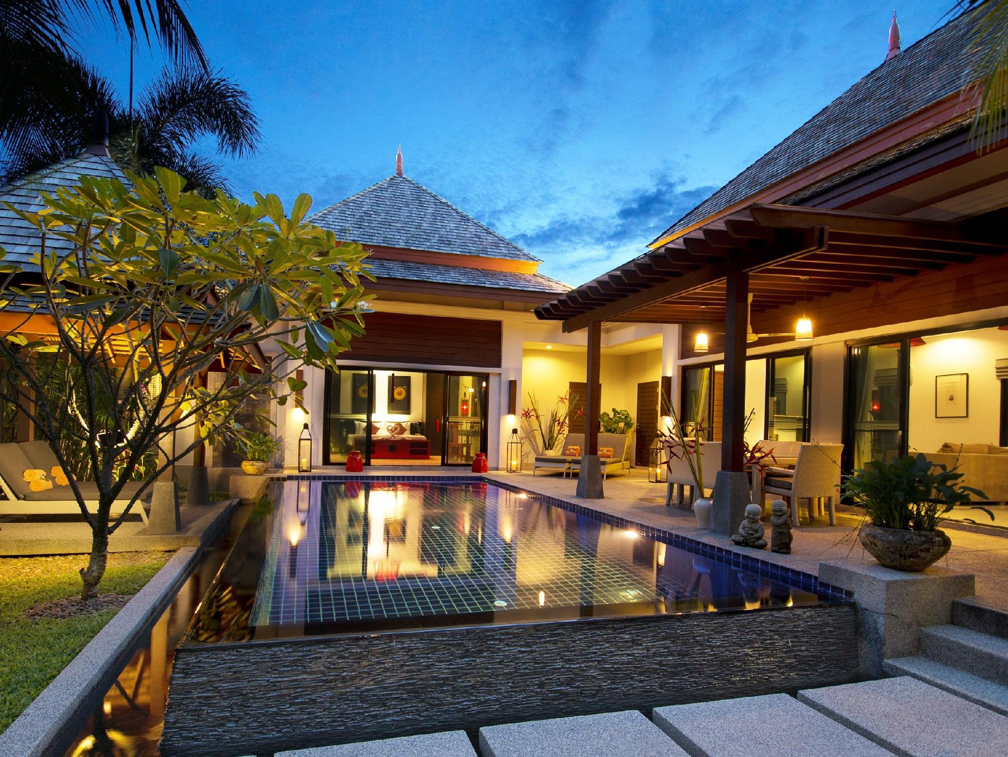 The Bell Pool Villa Resort Phuket プーケット