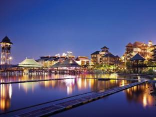 Pullman Putrajaya Lakeside Hotel Kuala Lumpur - Lakeside Nightview