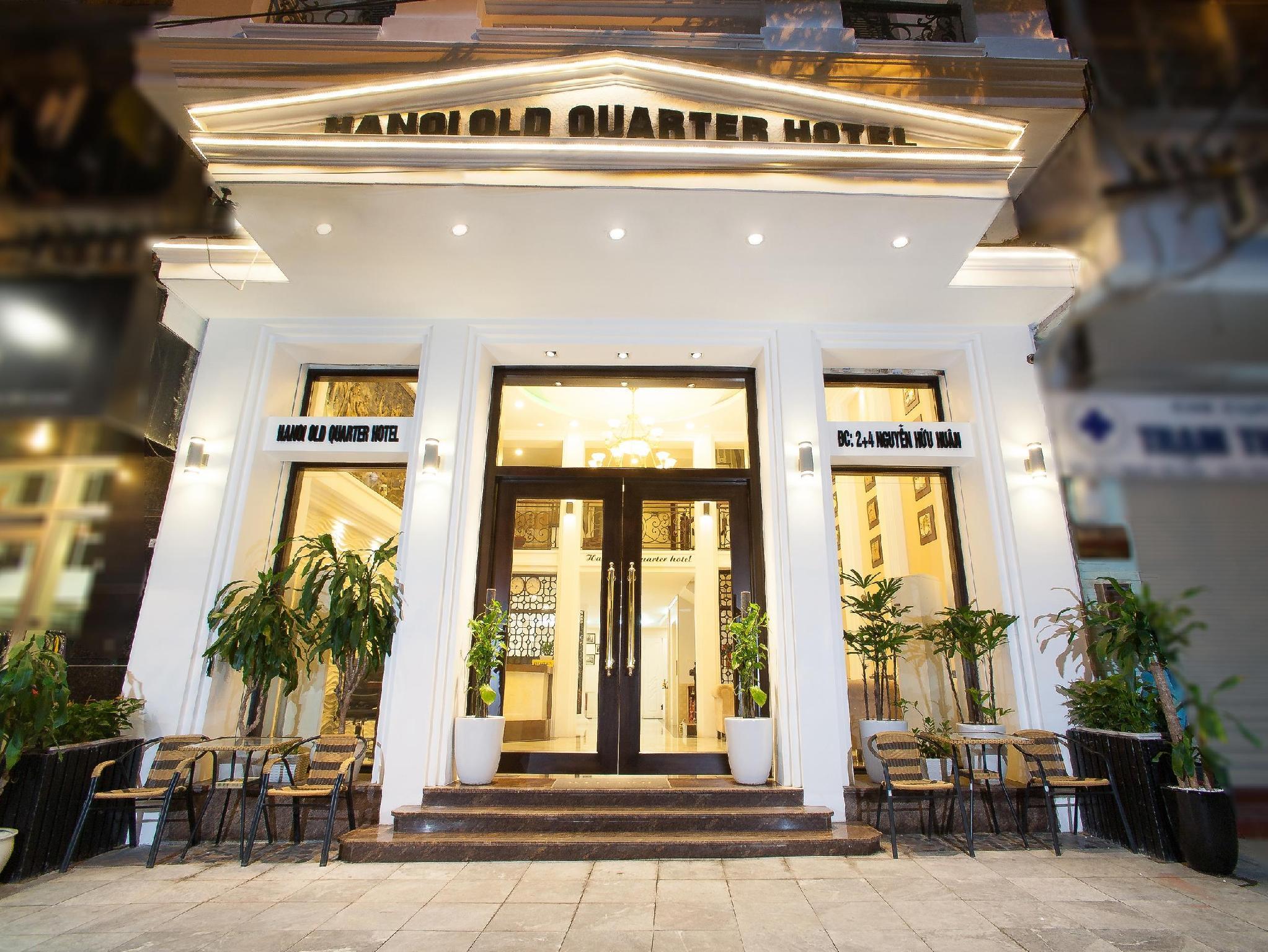 Hotell Hanoi Old Quarter Hotel