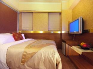 Lio Hotel Taipei - Kamar Tidur