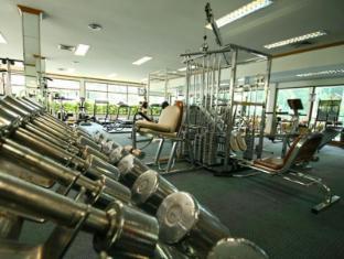 Montien Pattaya Hotel Pattaya - Gym room