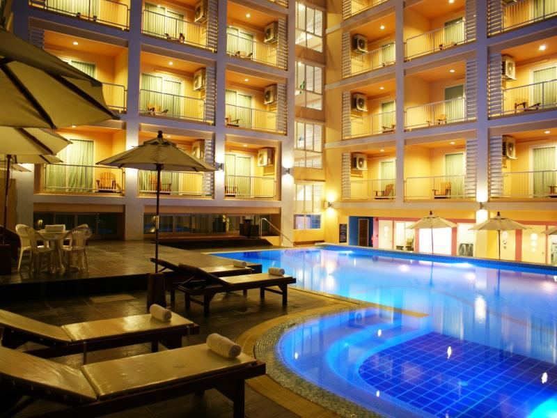Best Bella Pattaya Hotel - Hotels and Accommodation in Thailand, Asia