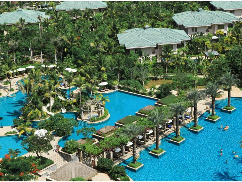 Howard Johnson Resort Sanya Bay5