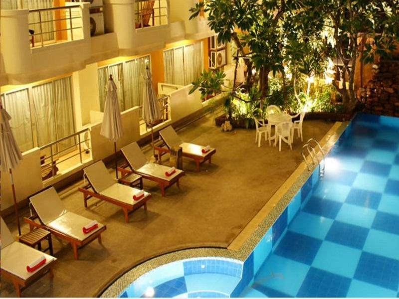 Bella Villa Prima Hotel - Hotels and Accommodation in Thailand, Asia
