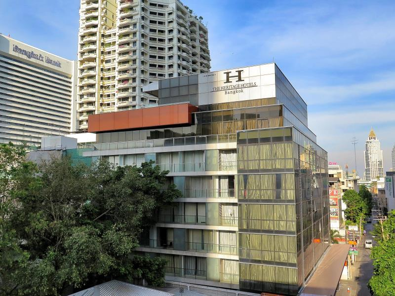The Heritage Silom Hotel - Hotels and Accommodation in Thailand, Asia