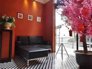 Bridal Tea House Hung Hom Winslow Hotel Хонконг - Рецепция
