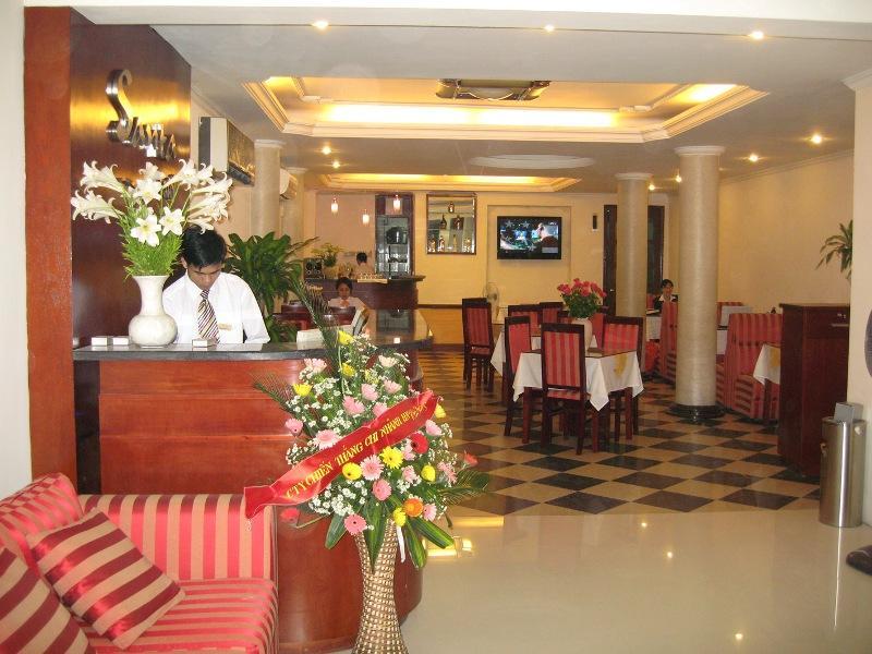 Hotell Santa Hanoi Hotel