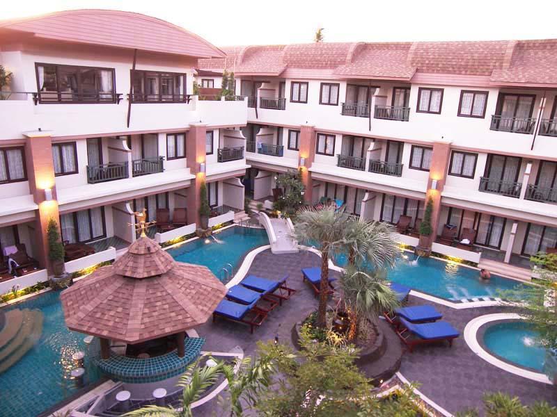 P.P. Palm Tree Resort Koh Phi Phi - Swimming Pool
