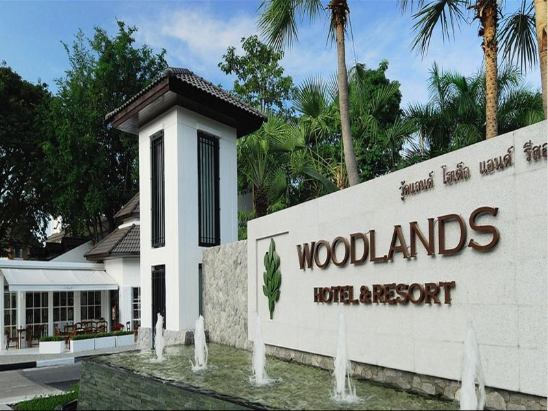 Woodlands Hotel and  Resort - Hotels and Accommodation in Thailand, Asia