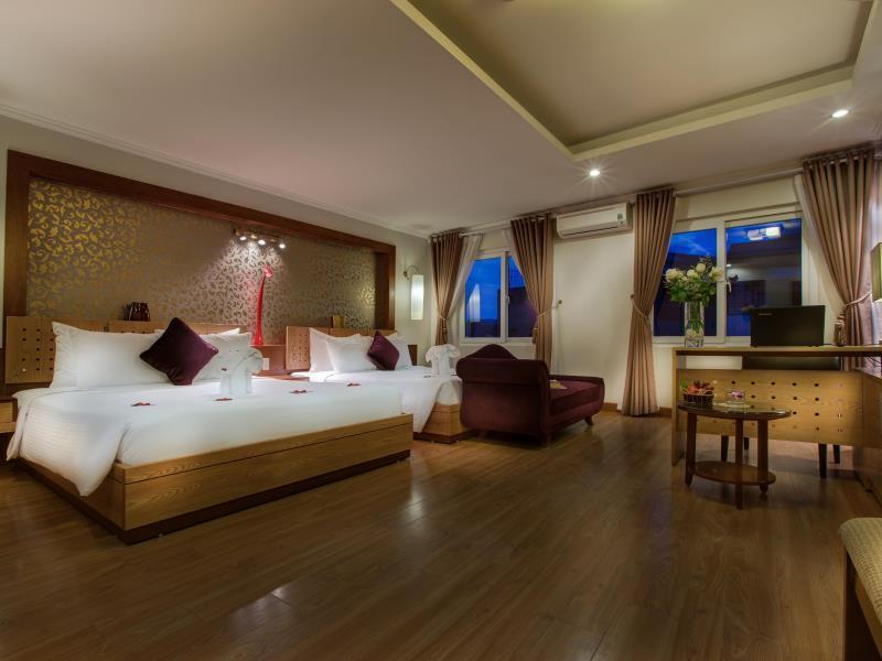 Hanoi Elegance Ruby Hotel - Hotell och Boende i Vietnam , Hanoi