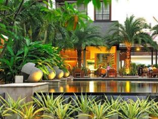 阿曼达酒店和公寓 曼谷 - 酒店外观